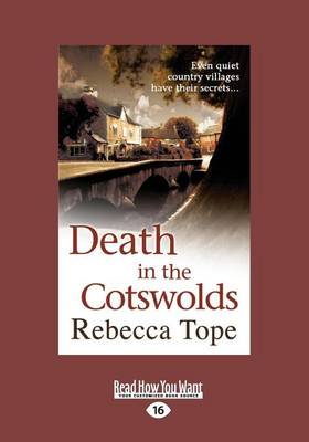 Death in the Cotswolds: Cotswold Mysteries 3 (Paperback)