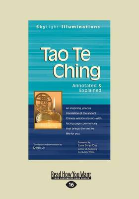 Tao Te Ching: Annotated & Explained (Paperback)