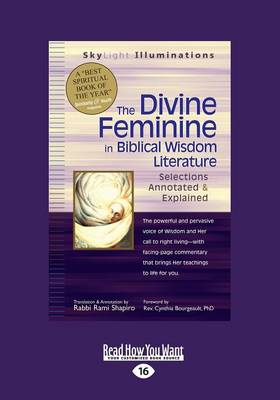 The Divine Feminine in Biblical Wisdom: Selections Annotated & Explained (Paperback)