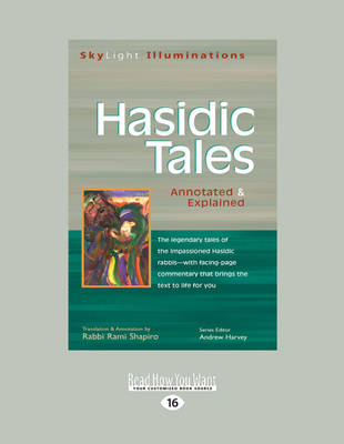 Hasidic Tales: Annotated & Explained (Paperback)