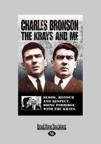 Charles Bronson: The Krays and Me (Paperback)