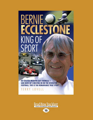 Bernie Ecclestone: King of Sport (Paperback)