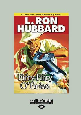 Fifty-Fifty O'Brien (Paperback)