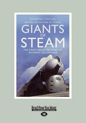 Giants of Steam (Paperback)