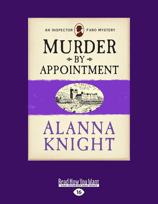 Murder by Appointment: An Inspector Faro Mystery (Paperback)