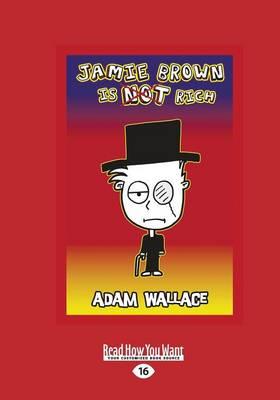 Jamie Brown is NOT Rich (Paperback)