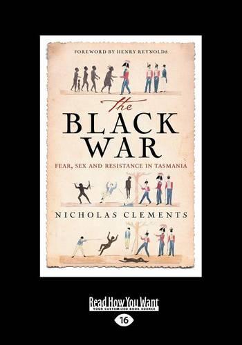 Black War historian finds balance