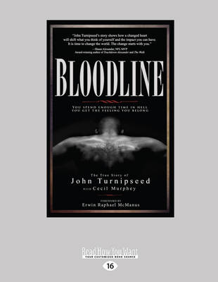 Bloodline: You Spend Enough Time in Hell You Get the Feeling You Belong (Paperback)