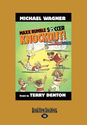 Knockout!: Maxx Rumble Soccer: 1 (Paperback)