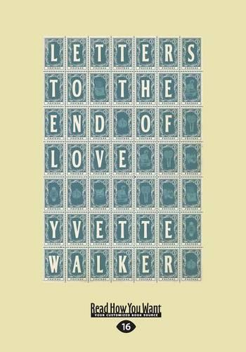 Letters to the End of Love (Paperback)