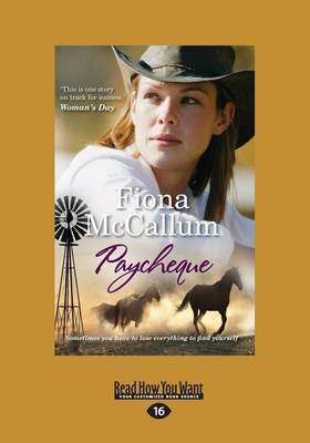 Paycheque (Paperback)