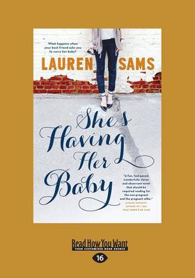 She's Having Her Baby (Paperback)