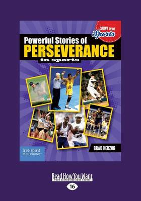 Powerful Stories of Perseverance in Sports (Paperback)