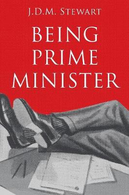 Being Prime Minister (Paperback)