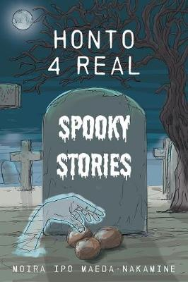 Honto 4 Real Spooky Stories (Paperback)