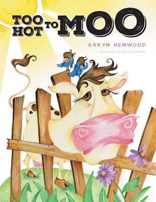 Too Hot to Moo (Paperback)