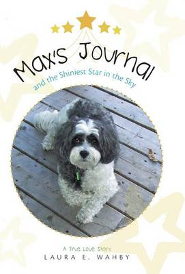 Max's Journal and the Shiniest Star in the Sky (Hardback)