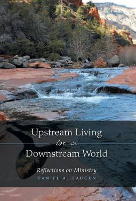 Upstream Living in a Downstream World: Reflections on Ministry (Hardback)