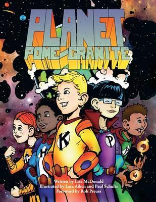 Planet Pome-Granite (Paperback)