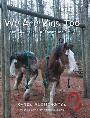 We Are Kids Too: The Adventures of Danny and Emily (Hardback)