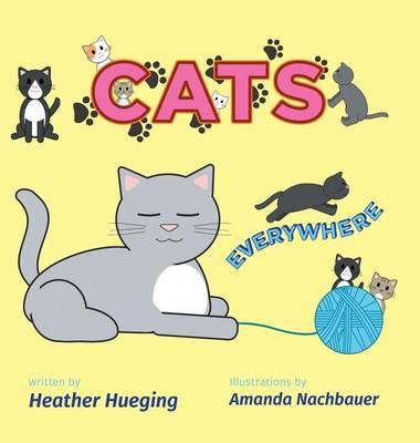 Cats Everywhere (Hardback)