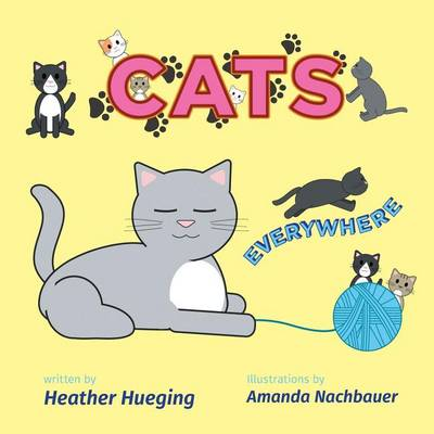 Cats Everywhere (Paperback)