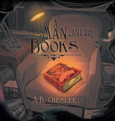 A Man and His Books (Hardback)