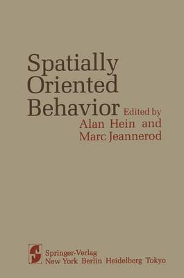 Spatially Oriented Behavior (Paperback)