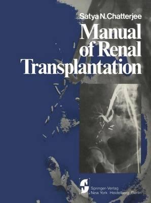 Manual of Renal Transplantation (Paperback)