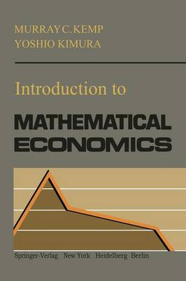 Introduction to Mathematical Economics (Paperback)
