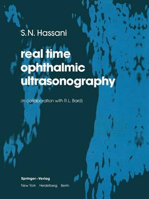 real time opthalmic ultrasonography (Paperback)