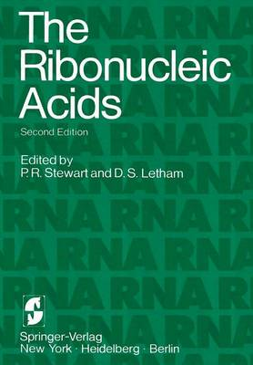 The Ribonucleic Acids (Paperback)