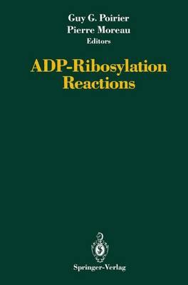 ADP-Ribosylation Reactions (Paperback)