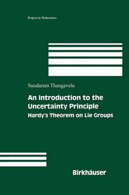 An Introduction to the Uncertainty Principle: Hardy's Theorem on Lie Groups - Progress in Mathematics 217 (Paperback)
