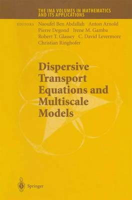 Dispersive Transport Equations and Multiscale Models - The IMA Volumes in Mathematics and its Applications 136 (Paperback)