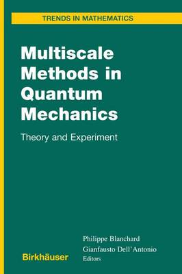 Multiscale Methods in Quantum Mechanics: Theory and Experiment - Trends in Mathematics (Paperback)