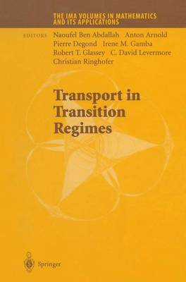 Transport in Transition Regimes - The IMA Volumes in Mathematics and its Applications 135 (Paperback)