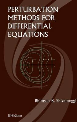 Perturbation Methods for Differential Equations (Paperback)