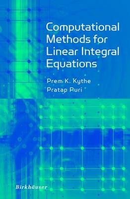 Computational Methods for Linear Integral Equations (Paperback)