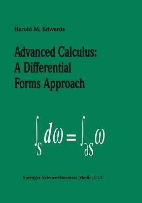 Advanced Calculus: A Differential Forms Approach (Paperback)