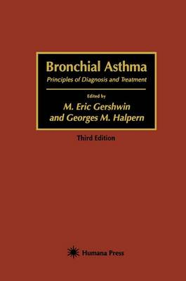 Bronchial Asthma: Principles of Diagnosis and Treatment (Paperback)