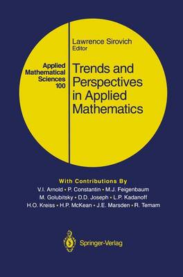 Trends and Perspectives in Applied Mathematics - Applied Mathematical Sciences 100 (Paperback)