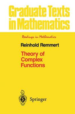 Theory of Complex Functions - Graduate Texts in Mathematics 122 (Paperback)