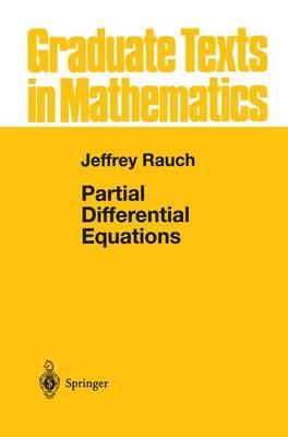 Partial Differential Equations - Graduate Texts in Mathematics 128 (Paperback)