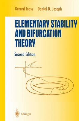 Elementary Stability and Bifurcation Theory - Undergraduate Texts in Mathematics (Paperback)