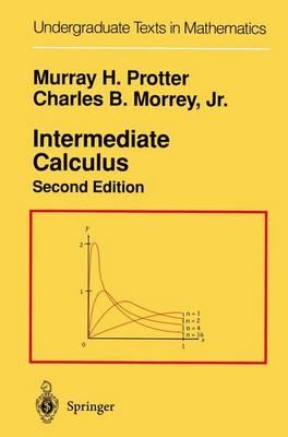 Intermediate Calculus - Undergraduate Texts in Mathematics (Paperback)