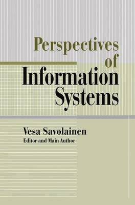 Perspectives of Information Systems (Paperback)