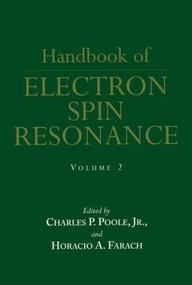 Handbook of Electron Spin Resonance: Volume 2 (Paperback)