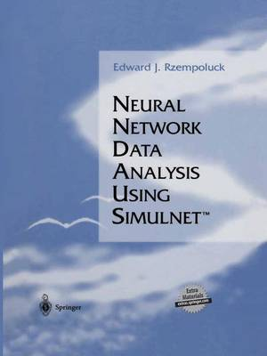 Neural Network Data Analysis Using Simulnet (TM) (Paperback)