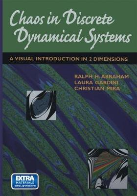 Chaos in Discrete Dynamical Systems: A Visual Introduction in 2 Dimensions (Paperback)